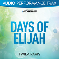 Twila Paris - Days of Elijah (Audio Performance Trax)