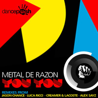 Meital De Razon - You You (Dancepush Remixes)