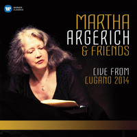 Martha Argerich - Martha Argerich and Friends Live from the Lugano Festival 2014 (SD)