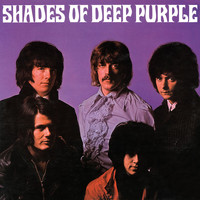 Deep Purple - Shades of Deep Purple (Mono)