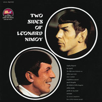 Leonard Nimoy - The Two Sides Of Leonard Nimoy