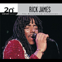 Rick James - The Best Of Rick James 20th Century Masters The Millennium Collection