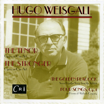 Various Artists - Hugo Weisgall: Two Operas and Two Song Cycles