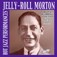 Jelly-Roll Morton - Jelly-Roll Morton: Original Recordings 1926-29