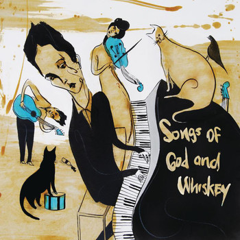 The Airborne Toxic Event - Songs of God and Whiskey (Explicit)