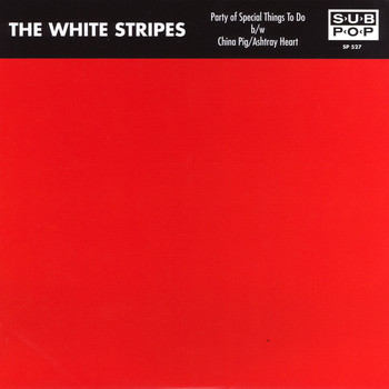 The White Stripes - Party of Special Things to Do