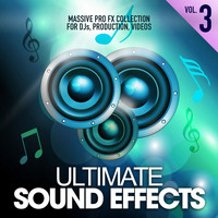 Merrick Lowell - Ultimate Sound Effects, Vol. 3