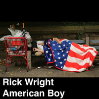Rick Wright - American Boy - Single