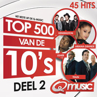 Various - Q-music Top 500 van de 10's (2015) - deel 2 (Explicit)