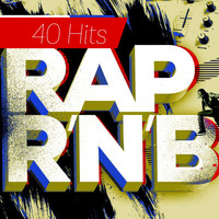 Multi Interprètes - 40 Hits Rap-R'n'B (Explicit)