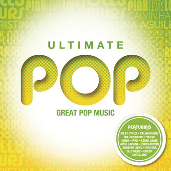 Various Artists - Ultimate... Pop