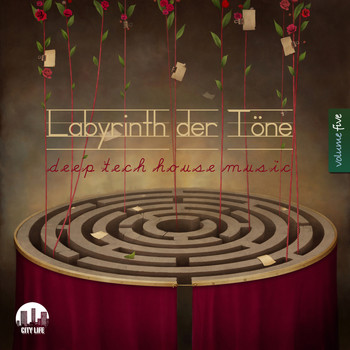 Various Artists - Labyrinth der Töne, Vol. 5 - Deep & Tech-House Music