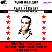 Carl Perkins - Carl Perkins Medley (Live Radio Recording)