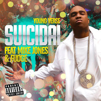 Mike Jones - Suicidal (feat. Mike Jones & Fudge)