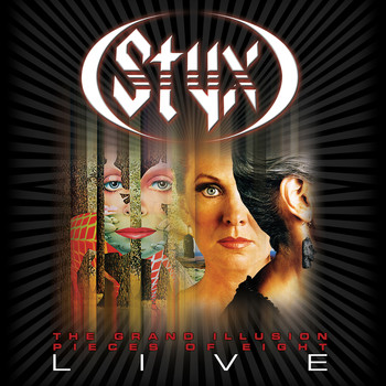 Styx - The Grand Illusion/Pieces Of Eight Live (Live From Orpheum Theater In Memphis, TN / 2011)