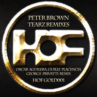 Peter Brown - Tearz - Remixes