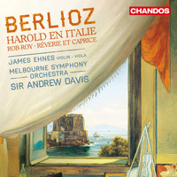 James Ehnes - Berlioz: Works for Orchestra (Live)