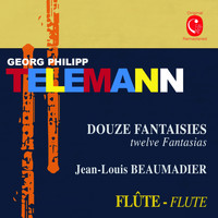 Jean-louis Beaumadier - Telemann: Douze fantaisies, TWV 40:2 - 40:13