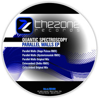 Quantic Spectroscopy - Parallel Walls