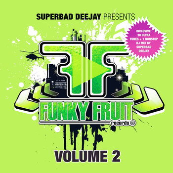 Superbad Deejay - Funky Fruit, Vol. 2