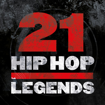 Various Artists - 21 Hip-Hop Legends (Explicit)