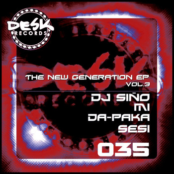 Various Artists - The New Generation EP, Vol. 3