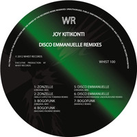 Joy Kitikonti - Disco Emmanuelle Remixes