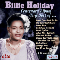 Billie Holiday - Billie Holiday Centenary Album - The Very Best of Billie Holiday