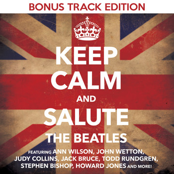 Various Artists - Keep Calm & Salute the Beatles (Bonus Track Edition)