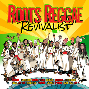 Various Artists - Roots Reggae Revivalist Vol.1