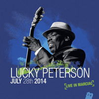 Lucky Peterson - July 28th 2014 [Live in Marciac]