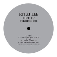 Ritzi Lee - Fire EP