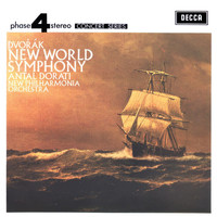 New Philharmonia Orchestra - Dvorák: New World Symphony