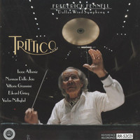 Dallas Wind Symphony - Trittico