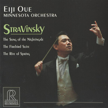 Minnesota Orchestra - Stravinsky: Le chant du rossignol, The Firebird Suite & The Rite of Spring