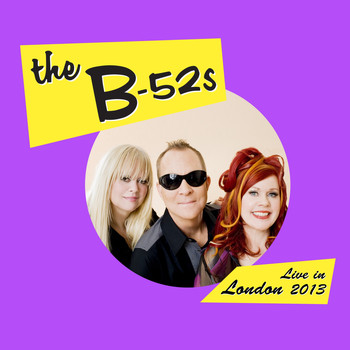 The B-52's - Live in London 2013