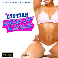 Gyptian - Wine Up & Down - Single
