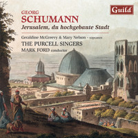 Purcell Singers - Schumann: 3 Chorale-Motets Op. 75 & 5 Chorale-Motets Op. 71