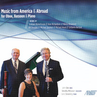 John Dee - Music from America & Abroad for Oboe, Bassoon & Piano