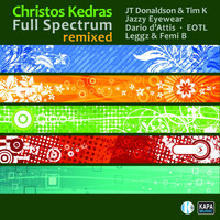Christos Kedras - Full Spectrum Remixed