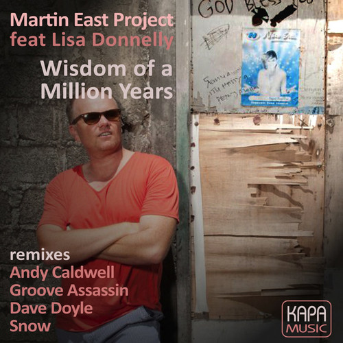 Martin East Project MP3 Album Wisdom of a Million Years