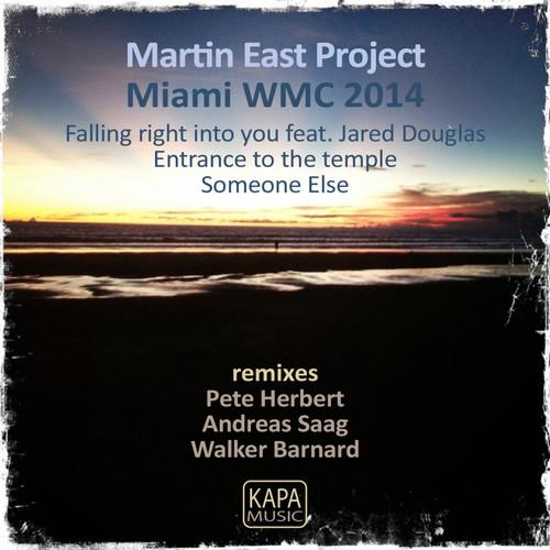 Martin East Project MP3 Album Miami WMC 2014
