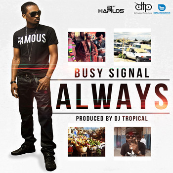 Busy Signal - Always - Single