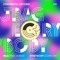 JBAG - Everybody (Come On) [feat. Shindu] - EP