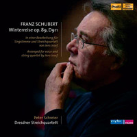 Peter Schreier - Schubert: Winterreise, Op. 89, D. 911 (Arr. J. Josef for Voice & String Quartet) [Audio Version]