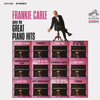 Frankie Carle - Frankie Carle Plays the Great Piano Hits