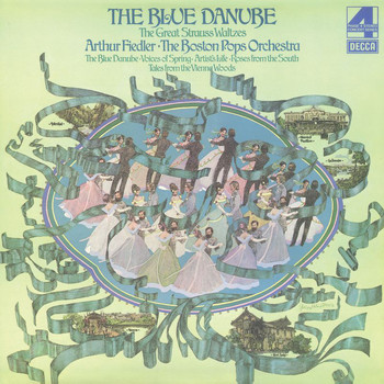 The Boston Pops Orchestra - The Blue Danube