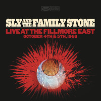 Sly & The Family Stone - Live at the Fillmore East October 4th & 5th 1968