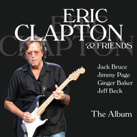 Eric Clapton - Eric Clapton & Friends - The Album