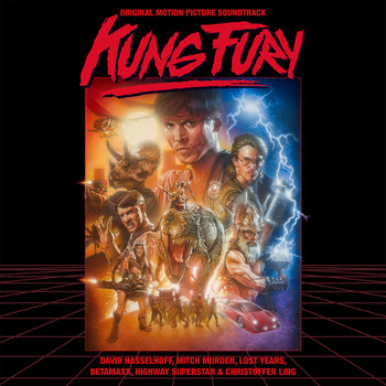 Various Artists - Kung Fury (Original Motion Picture Soundtrack)